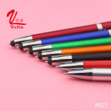 Crayon lecteur de bille neuf de Sylus d'arrivée de crayon lecteur en plastique promotionnel sur la vente