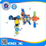 Équipement en plastique extérieur de cour de jeu de Rocket d'enfants (YL-X149)