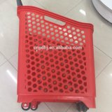 Caddies en plastique de supermarché de Yuanda (ZC-18)