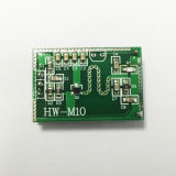 Microondas Movimiento módulo de sensor para el hogar inteligente (HW-M10-3)