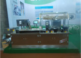 Máquina de embalagem de alta velocidade pequena da bolha da cápsula de Alu Alu