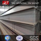 Fascio standard della struttura d'acciaio H del grado A992 W8X21 di ASTM
