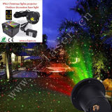 Laser Projector Decoration Light de Light 12V Christmas Light del día de fiesta con Remote Control