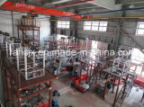 Роторная машина штрангя-прессовани пленки болторезного патрона HDPE/LDPE