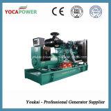 conjunto de generador diesel eléctrico de la potencia de la planta 300kw/375kVA