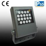 18W 고성능 사각 LED 플러드 정원 빛 (832181S)