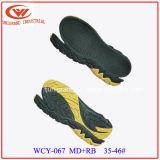 Non люди Sadals Outsole выскальзования обувают подошву для делать ботинок
