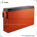 3years batteria terminale anteriore della garanzia 12V200ah per i progetti di telecomunicazione