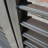 Guichet de tissu pour rideaux de profil de poudre de la qualité Kz264 et obturateur en aluminium enduits de tissu pour rideaux