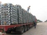Stahlmaschendraht-Ladeplatten-Rahmen für Lager-Speicher mit Fußrollen