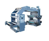 Machine d'impression de Flexo de couleurs de Gayt 6 de sac de T-Shrit de gestion par ordinateur
