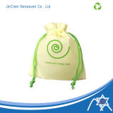 Costomerized на Nonwoven мешок Drawstring 302 ткани