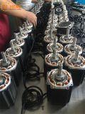 Motor DC ce 86mm Aprobado alto esfuerzo de torsión sin escobillas para la máquina CNC
