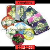 Acrylic Poker Chip Set 760PCS (YM-FOCP001)