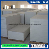 Feuille en plastique de feuille de mousse de PVC pour annoncer l'affichage et le Cabinet