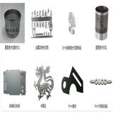 中国のシート・メタルの製造レーザーの打抜き機