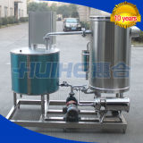 Stérilisateur UHT électrique d'acier inoxydable pour le lait