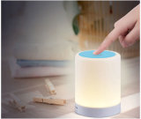 Relógio Magic Light RGB Portable Speaker Lamp Bluetooth com APP