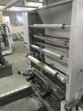 Plastic Film (Pneumatic Shaft)를 위한 Shaftless Automatic Rotogravure Printing Press