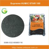 Fertilizante de ácido húmico granular preto Qingdao Future Group