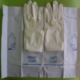 Entkeimte Latex-chirurgische Handschuh-chirurgische Handschuh-Maschinen-sterile chirurgische Handschuhe