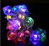 Diamant de lumière de chaîne de caractères de l'énergie solaire 20-LED pour la Neuf-Année Lh-Ss22 de mariage de Noël