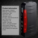 Diesel Vehicle를 위한 다기능 Mini Portable 21000mAh/12V Car Jump Starter Power 은행 황소 V5