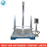Machine de test de choc de paquet de bagage/de marteau baisse de sac/matériel (GW-222A)