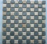 De marmeren Tegels van het Mozaïek voor de Decoratie van de Muur