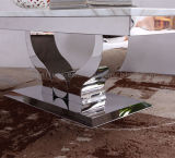 De populairste Europese Marmeren Koffietafel van de Stijl