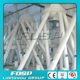 Fábrica / linha de fabricação de ração de aves de capoeira de grande capacidade de 20t / H