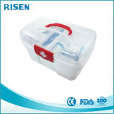 Qualitäts-Familien-Plastikerste HILFEen-Kasten mit Griff