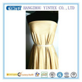Micro Suede Solid Lightweight Polyester Spandex Fabric per Dress