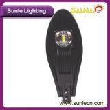 거리 (SLRS25 50W)를 위한 온난한 백색 50W 도로 램프 방수 옥외 점화