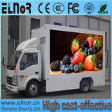 Schermo esterno del camion mobile LED di luminosità impermeabile ed alta P10