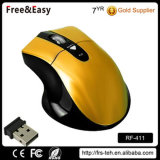 Nano USB Receiverとの熱いSell 4D 2.4G Wireless Mouse