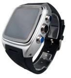 Wristwatch камеры фабрики Android с телефоном вахты GPS WiFi франтовским