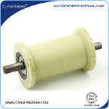 Tenditore/rullo di nylon materiali del cemento per il nastro trasportatore