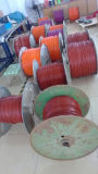 Senphus Silicone Rubber Heating Cable 또는 Wire (0.1~10000ohm/m)