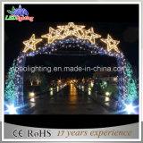 o arco de Outdoorchristmas da altura de 5m ilumina o CE RoHS