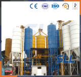 Machine de fabrication de matériaux de construction du système de contrôle de la plante de mortier sec