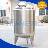 Réservoir de stockage de qualité d'acier inoxydable pour la nourriture