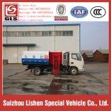 Camion di immondizia della benna della gru dell'elevatore di Dongfeng piccolo dei rifiuti del camion idraulico del collettore