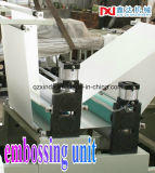 Full-Automatic 상자 그림 고급 화장지 기계 2 선 (CIL-FT-20A)