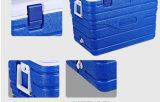a caixa portátil a mais grande do refrigerador do gelo 125L para transferência do armazém