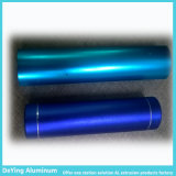 Profil en aluminium de anodisation d'aluminium de pipe d'usine en aluminium
