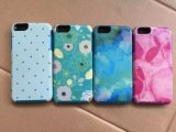 Heißer Colorful Symmetry Series Flower Shockproof PC Fall für iPhone6 Plus
