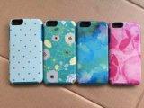 De hete Kleurrijke Reeksen van de Symmetrie bloeien het Schokbestendige Geval van PC voor iPhone6 plus