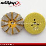 Инструмент диаманта конкретный меля для бетона/Terrazzo/гранита/мрамора/Epoxy полировать пола
