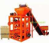 ドイツ技術の中国からの半自動Habiterraのコンクリートブロック機械